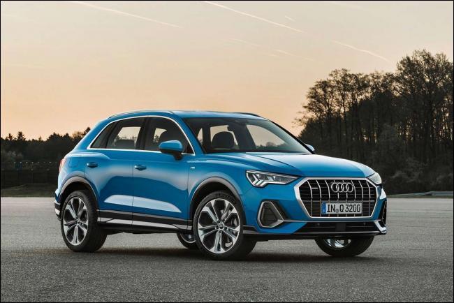 Quel est le coût moyen annuel en carburant avec mon Audi Q3 35 TDI, avec un kilométrage de 15 000 km annuel ?