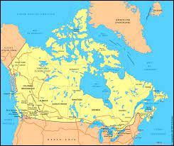 Quelle est la plus vaste (507 451 km2) des îles du Canada ?