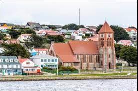 Quelle est la capitale des îles Malouines ou îles Falkland ?