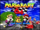 Mario kart 64 est sorti le :