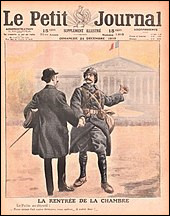 """En quelle année l'Assemblée nationale fut-elle conquise par le """"Bloc national"""", coalition de partis de droite et du centre ?"""