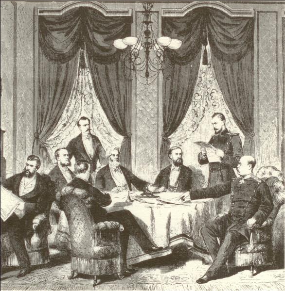Quand l'armistice franco-allemand, mettant fin à la guerre de 1870 fut-il signé ?