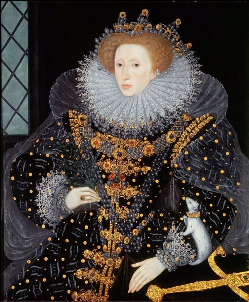 Son règne marqua l'enracinement de l'anglicanisme en Angleterre aux dépens du catholicisme. Qui est-elle ?