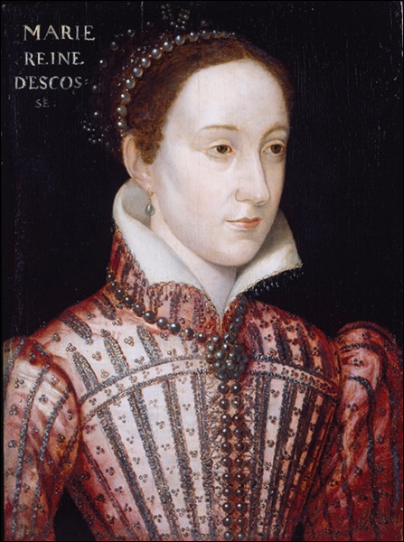 Quelle reine fut exécutée en 1587 ?