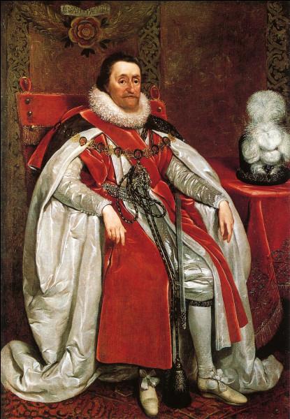 Quel roi d'Écosse est devenu roi d'Angleterre en 1603 ?