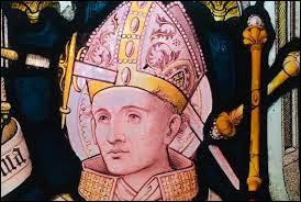 Où et en quelle année fut assassiné l'archevêque Thomas Becket ?
