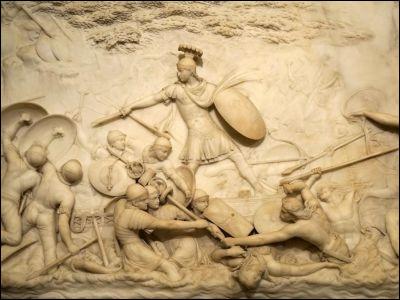 En quelle année Jules César envahit-il l'Angleterre ?