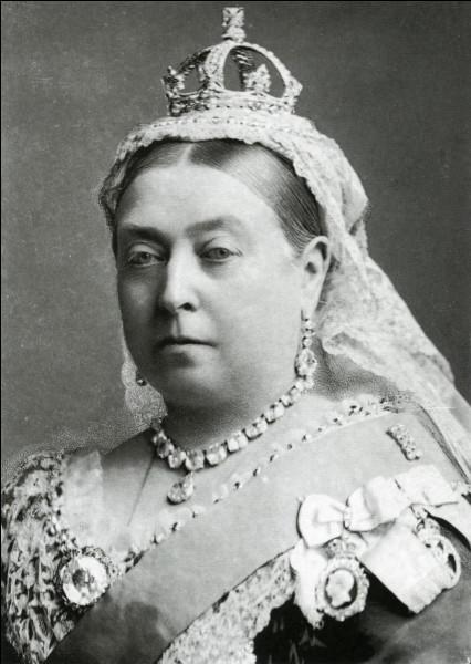 Quelle période correspond au règne de la reine Victoria ?
