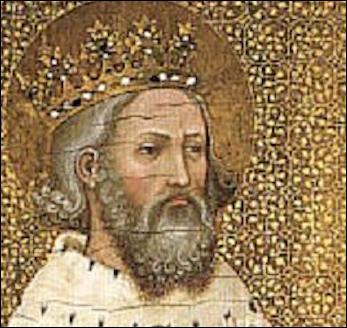 Quel roi anglo-saxon décède en 1066 sans héritier ?