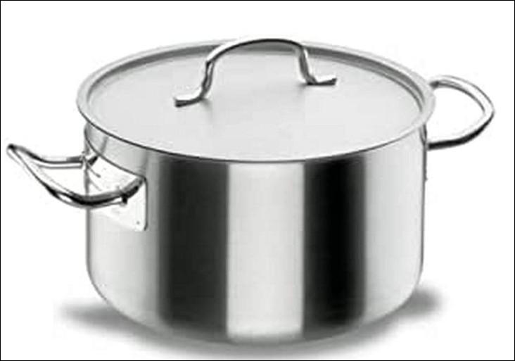 Est-ce que le nom de cet ustensile est une brassière, une marmite utilisée pour faire mijoter ou braiser des plats en sauces ?