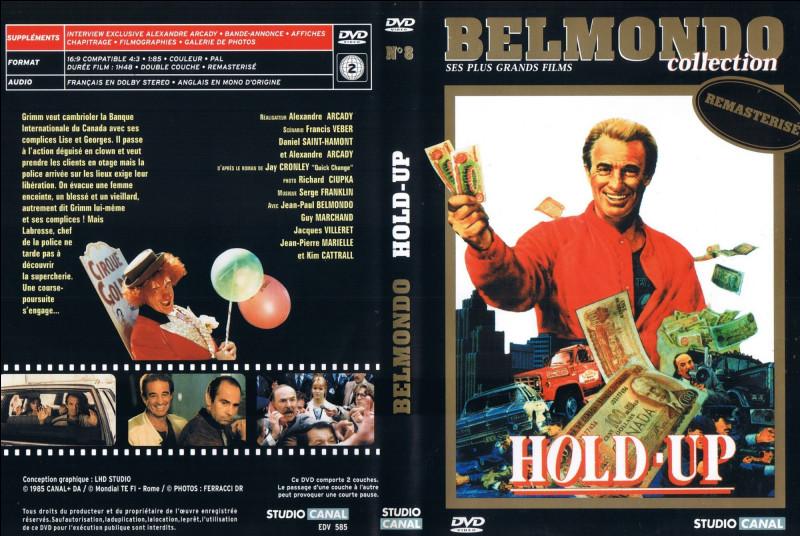 """À quel réalisateur doit-on le long-métrage """"Hold-up"""" ?"""
