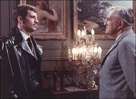 """Quel acteur voit-on aux côtés de Jean-Paul Belmondo dans le film """"L'Aîné des Ferchaux"""" ?"""