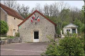 Petit village Côte-d'Orien de 22 habitants, Busserotte-et-Montenaille se situe en région ...