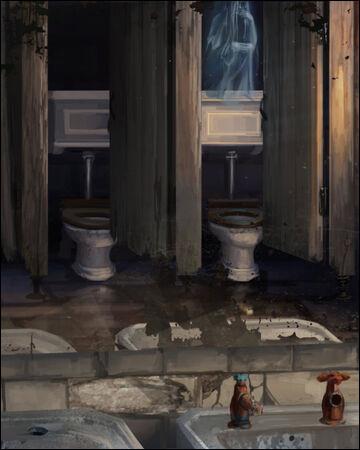 Quelle ancienne élève de Poudlard hante les toilettes des filles ?