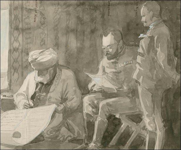 L'Afghanistan avait perdu sa souveraineté, en 1878, lors du Traité de Gandomak : au profit de quelle puissance ?