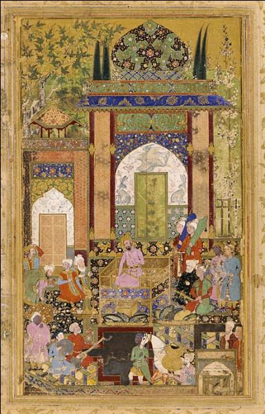 Avant cela, aux XVIe et XVIIe siècles, l'Afghanistan était disputé entre ...