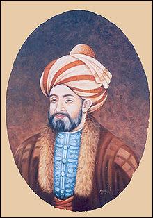 """Cet empire fondé en 1747, qui constitue le premier """"Etat afghan"""" s'est étendu sur le pays pachtou, la rive sud de l'Amou-Daria et le bassin de l'Indus : on l'appelle ..."""