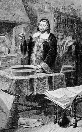 Petit point historique, c'est en 1644 que le concept de pression atmosphérique est étudié, sauriez-vous me dire qui est ce savant qui a inventé le premier baromètre à mercure ?