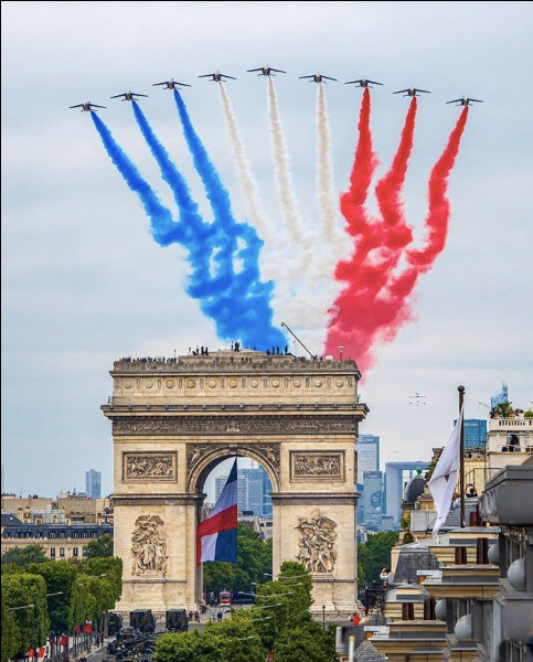 Quand est la fête nationale française ?