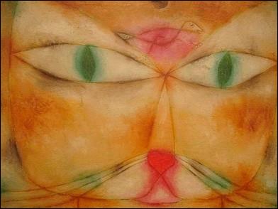 Ce peintre allemand surréaliste était amoureux des chats. Qui est-il ?