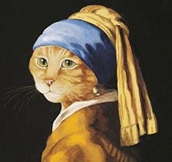 Voir son chat en peinture