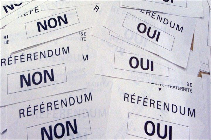 Ce 24 septembre a eu lieu un autre référendum sur la réduction du mandat présidentiel à cinq ans : en quelle année était-ce ?