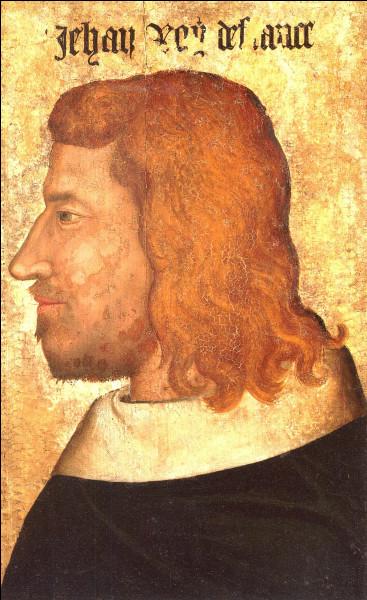 Le 19 septembre 1356, le roi de France Jean le Bon est capturé par les Anglais. A quelle bataille était-ce ?