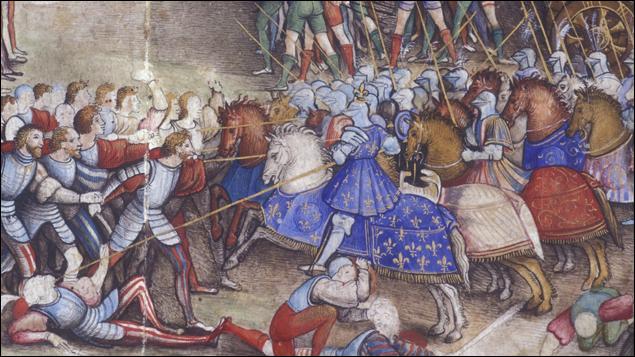 Le 13 septembre 1515 se déroule la très célèbre bataille de Marignan. Qui était le roi de France ?