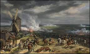 La veille, l'armée française remportait cette bataille, écartant la menace d'invasion : de quelle bataille s'agit-il ?