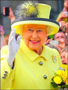 On commence par une question facile : comment s'appelle la reine d'Angleterre ?