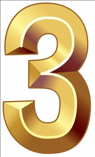 """Et on continue, comment dit-on le chiffre """"3"""" ?"""