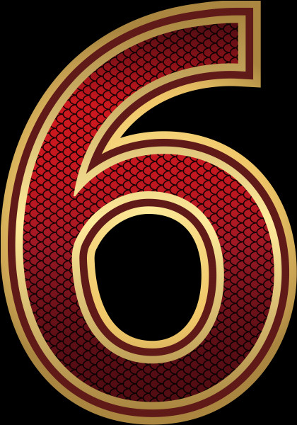"""Et comment se dit """"6"""" ?"""