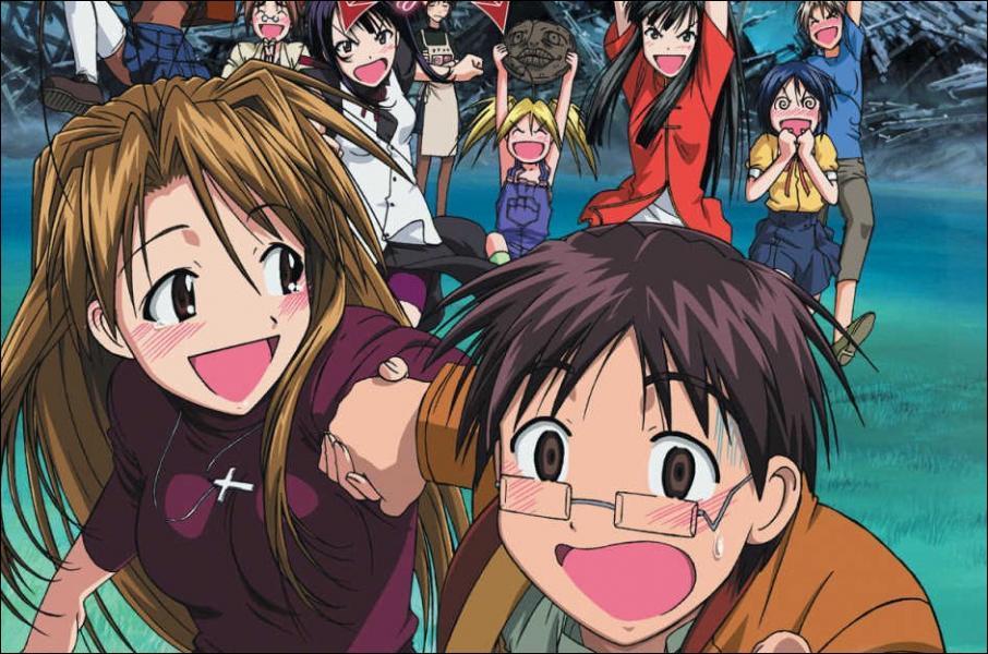 Ces mangas («culotte» en anglais prononcé à la japonaise) mettent en scène un héros généralement pervers au milieu d'un univers féminin dans le cadre d'une comédie romantique.