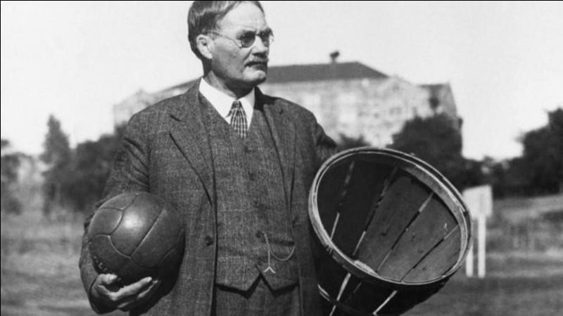 Qui a créé le basket-ball ?