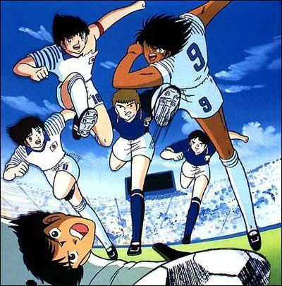Un manga qui parle de sport puis, par extension, de tout manga qui traite de la compétitivité.