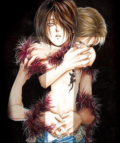 Mangas destinés aux femmes adultes mettant en scène une romance sexuelle entre hommes. Il s'agit généralement de relations homosexuelles idéalisées, avec des personnages masculins souvent efféminés.