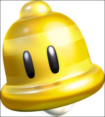 Dans quel Mario apparaît la super clochette ?