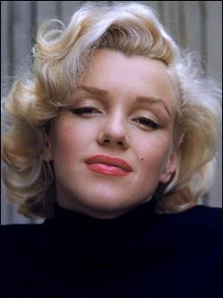 Qui est cette Marilyn, actrice, mannequin et chanteuse américaine, victime d'une profonde dépression qui a conduit à son suicide ?