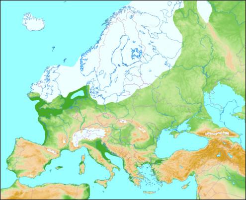 Quand s'est passée la dernière période de glaciation ?