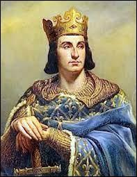 Qui était le père du roi Louis VIII ?