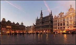 Quelles sont les trois couleurs du drapeau de la Belgique ?