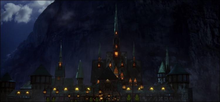 De quel monde vient ce château ?