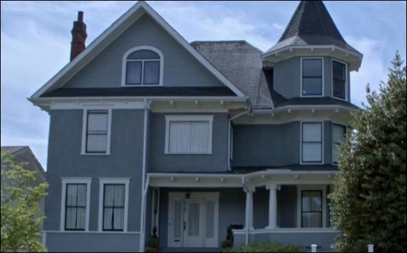Qui habite dans cette maison ?