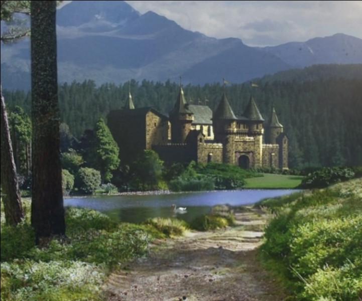 À qui appartient ce château ?