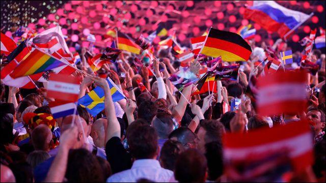 En quelle année a débuté l'Eurovision ?