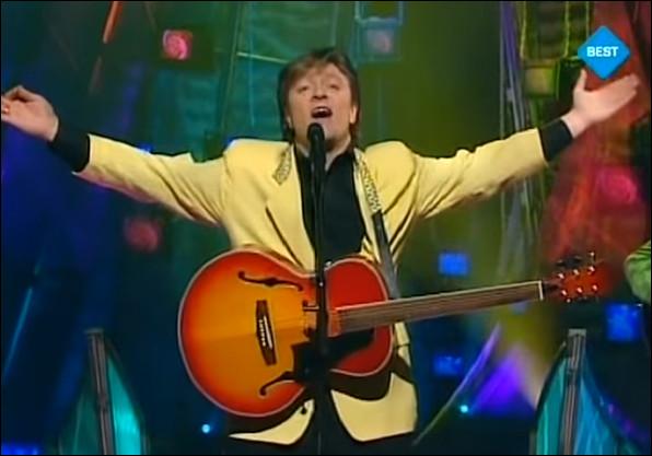 Sélectionne la nouvelle règle lors de l'Eurovision 1997.