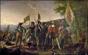 En 1492 qui découvre l'Amérique ?