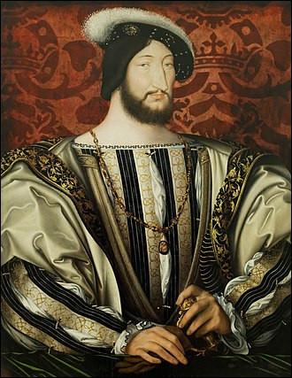 En 1515 François Ier est...