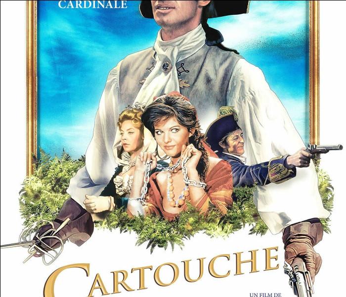 """""""Cartouche"""" est un long-métrage réalisé par Jean-Paul Rappeneau."""
