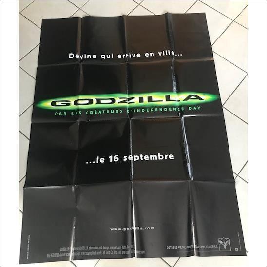 """Godzilla"" est un long-métrage interprété par Jean Reno."
